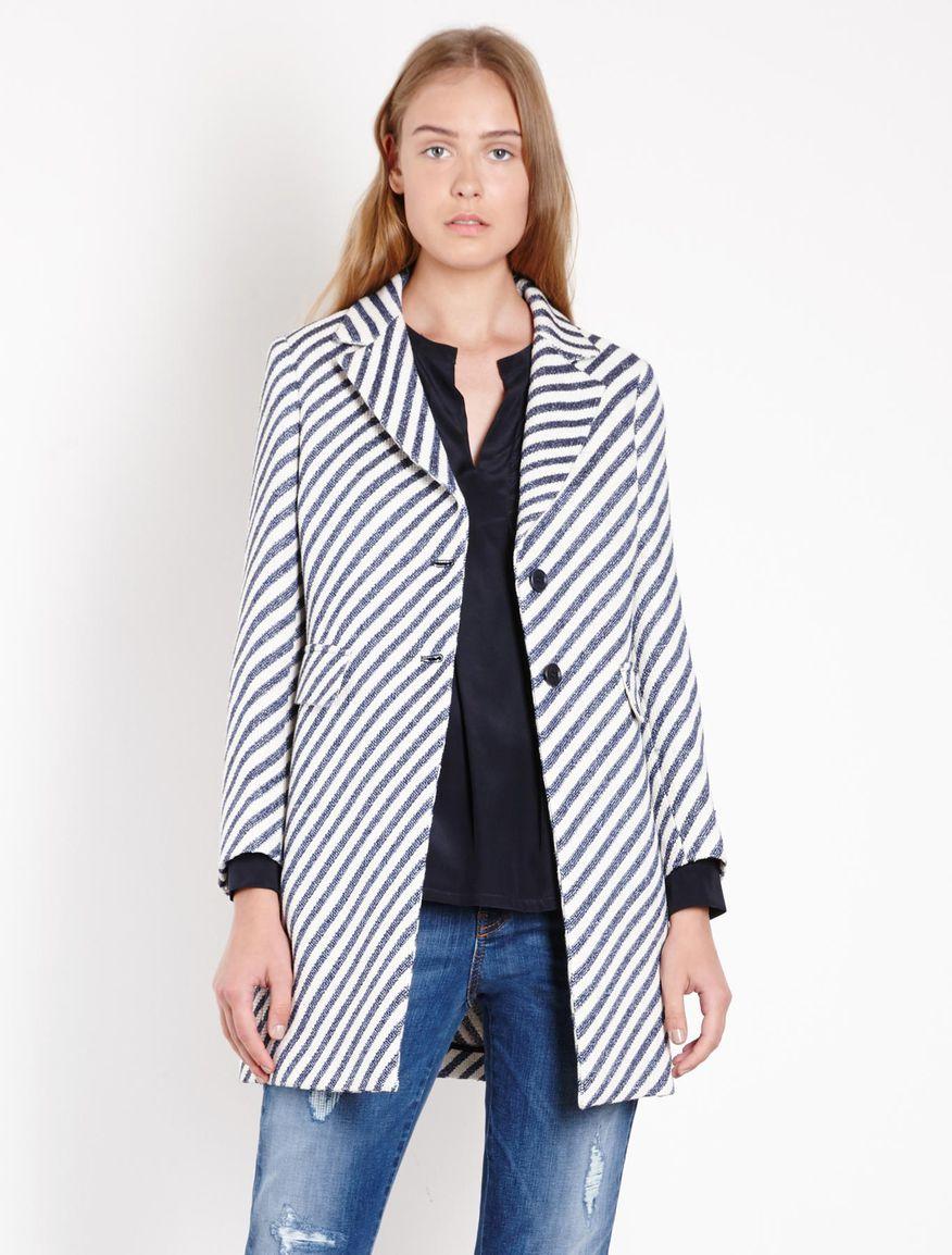 Stripy jacket Marella