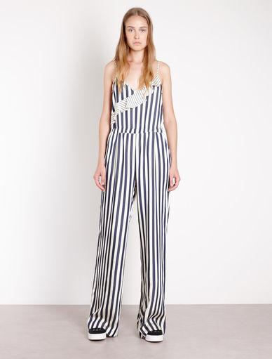 Stripy jumpsuit Marella