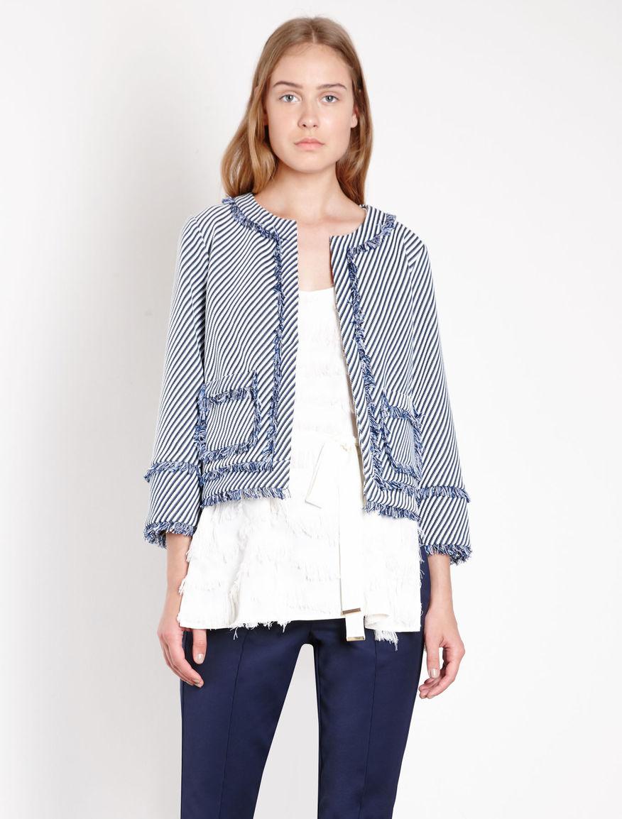 Patterned jacket Marella