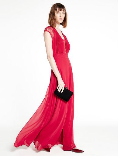 Vestito rosso marella