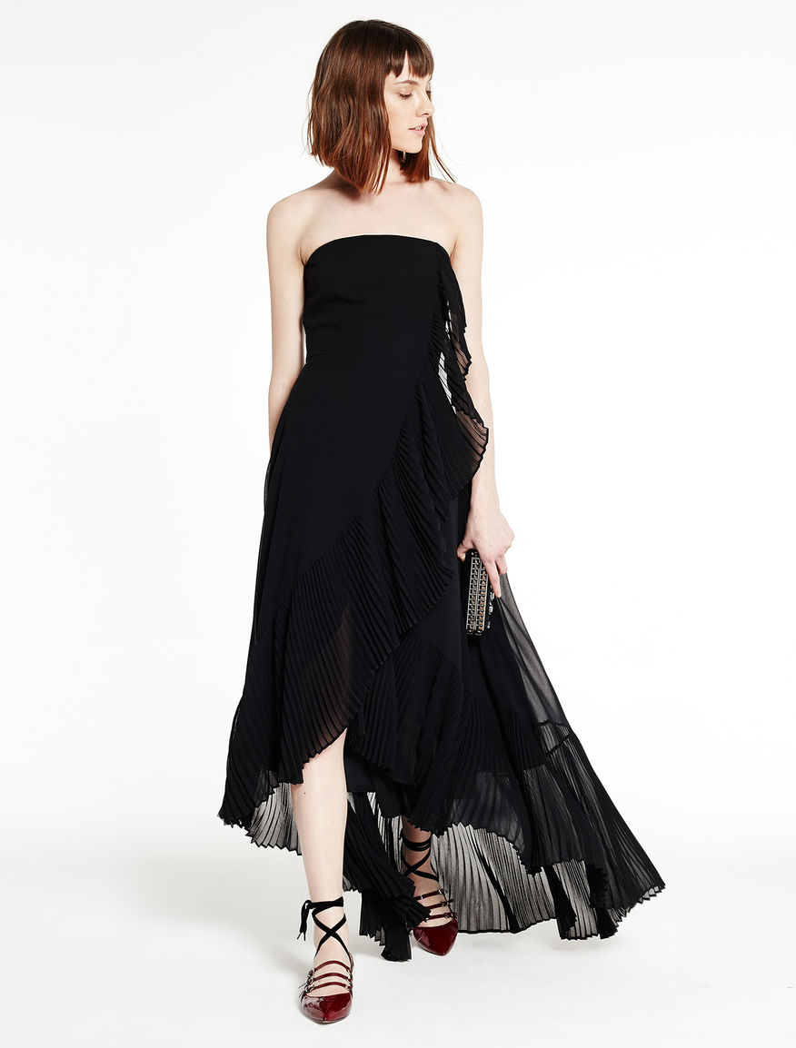 Long pleated dress Marella