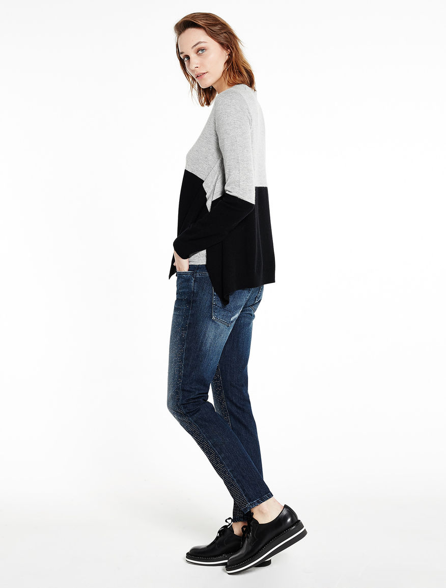Sweater with slits Marella