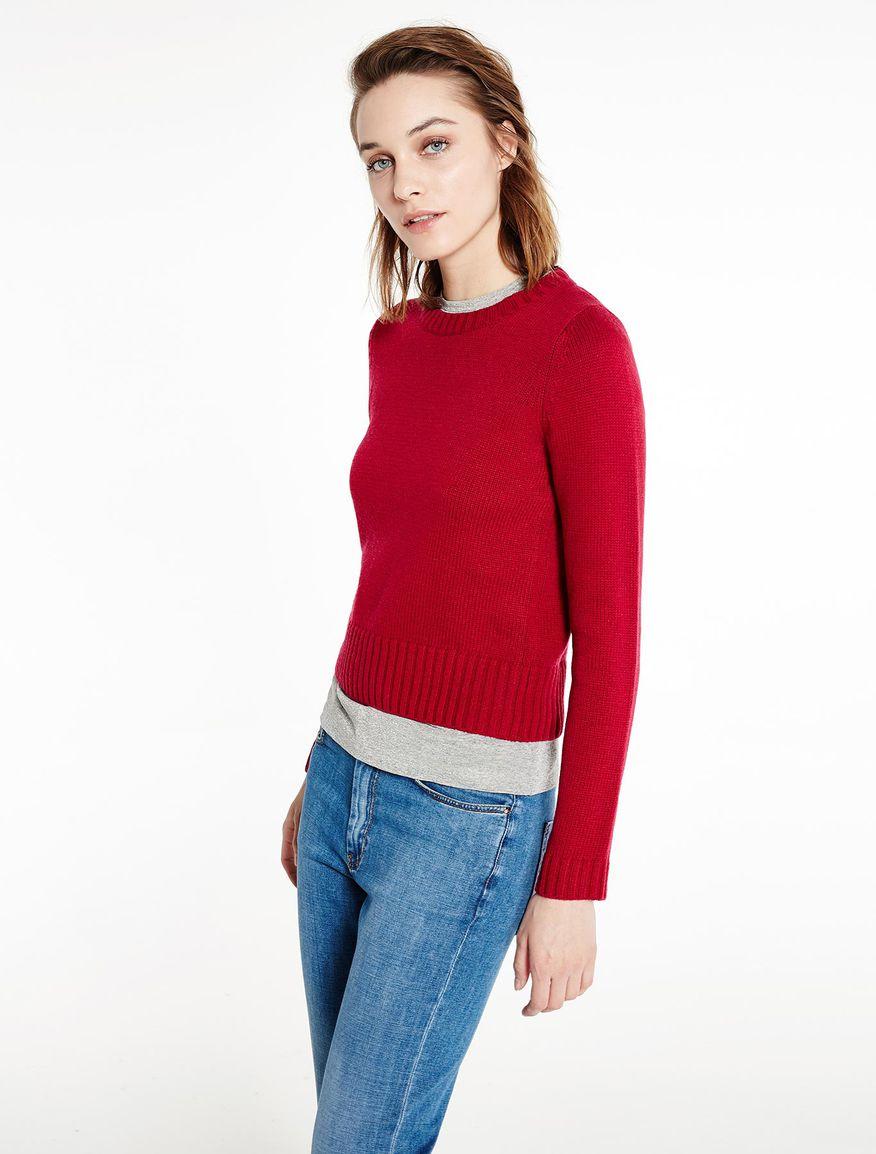 Round neck sweater Marella