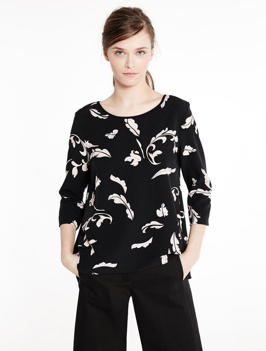 Printed blouse Marella
