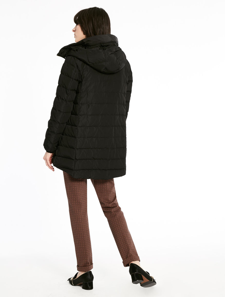 Down jacket with hood Marella