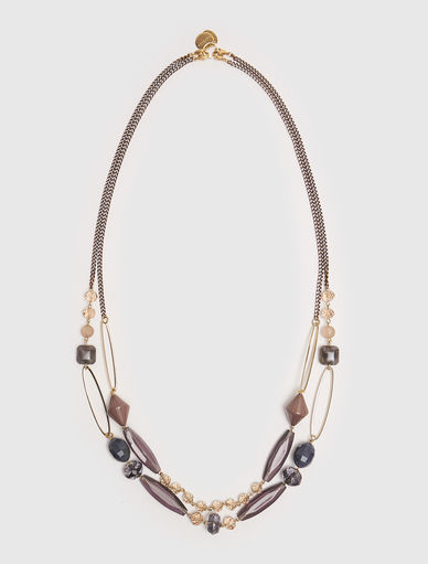 Double strand necklace Marella