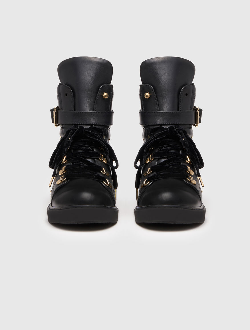 combat boots for te