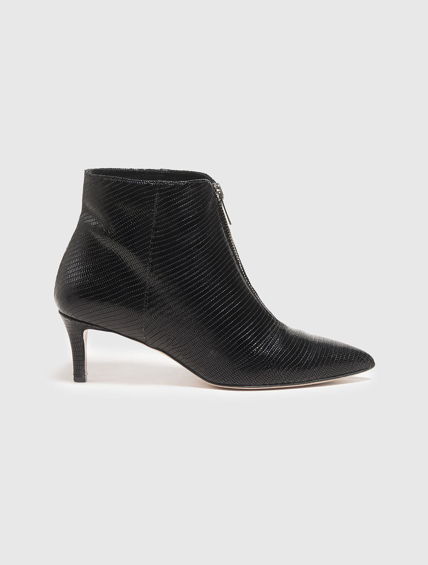 Pointy-toe ankle boots Marella