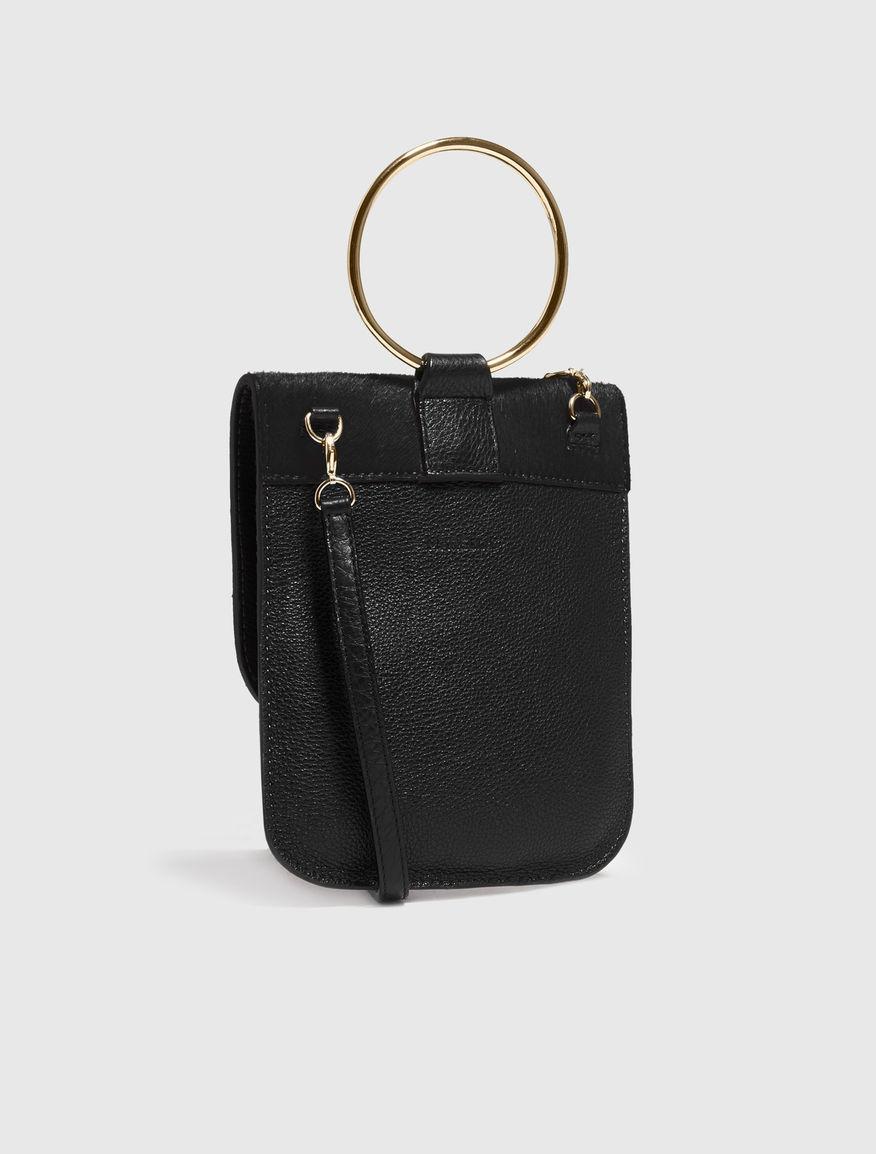 small bag black marella