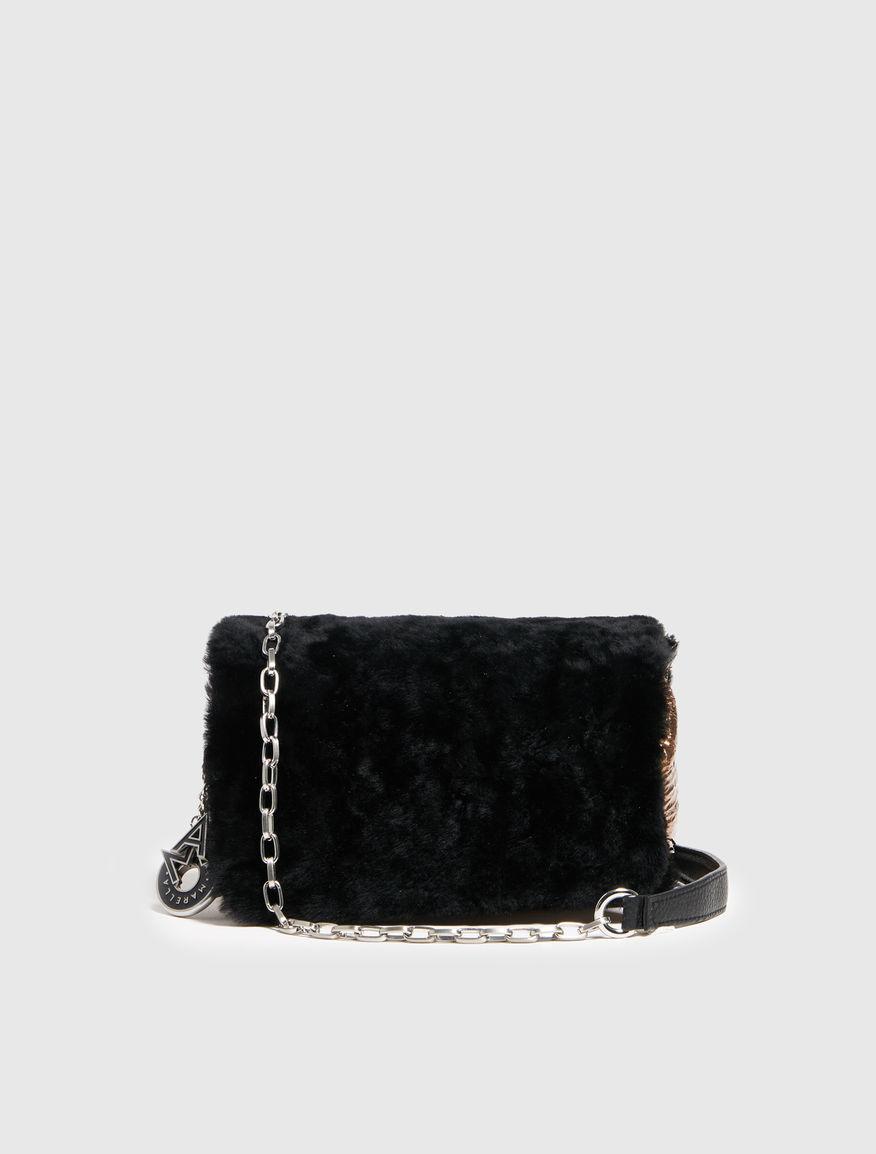 Sheepskin bag Marella