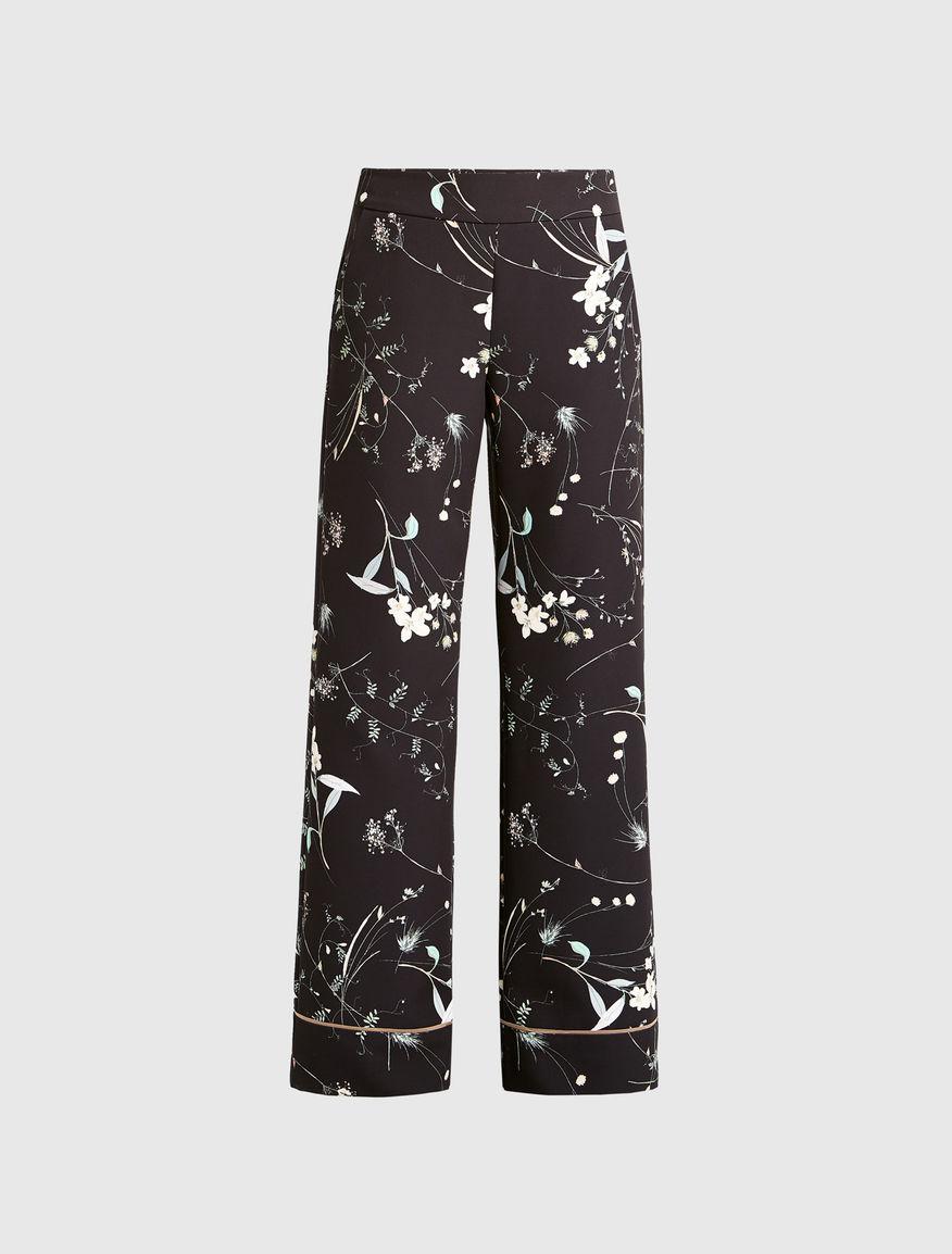 Pantaloni in cady Marella