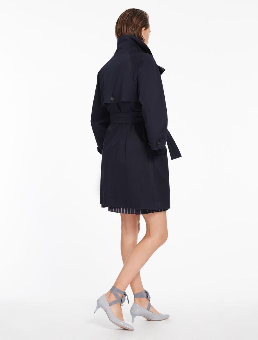 Drop-proof trench coat Marella