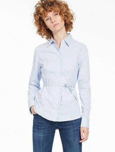 Pinstriped shirt Marella