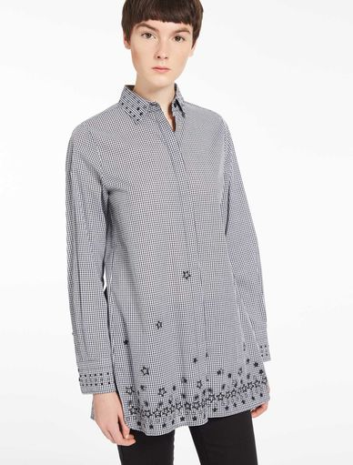 Gingham shirt Marella