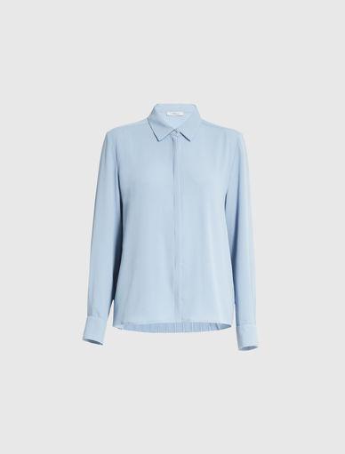 Crêpe shirt Marella