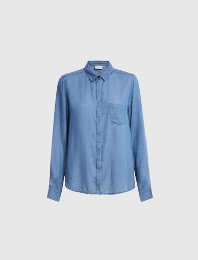 Denim effect shirt Marella