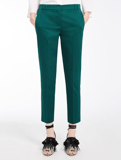 Cigarette trousers Marella