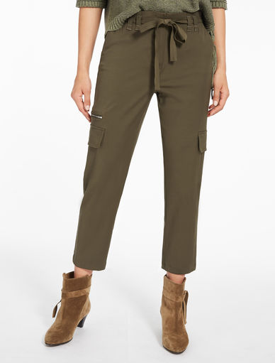 Trousers with pockets Marella