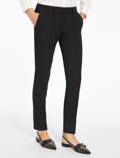 Cotton trousers Marella