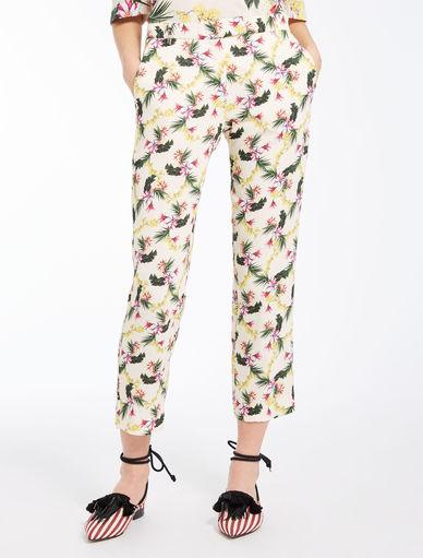 Pantaloni a fantasia Marella