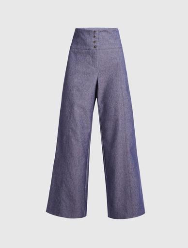 Pantaloni svasati Marella