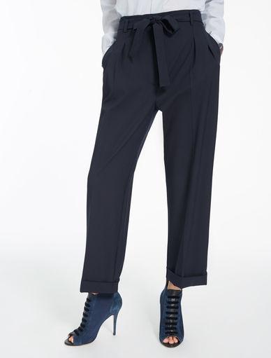 Wide trousers Marella