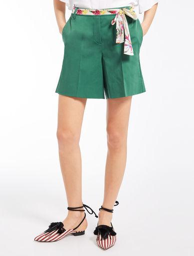 Cotton shorts Marella