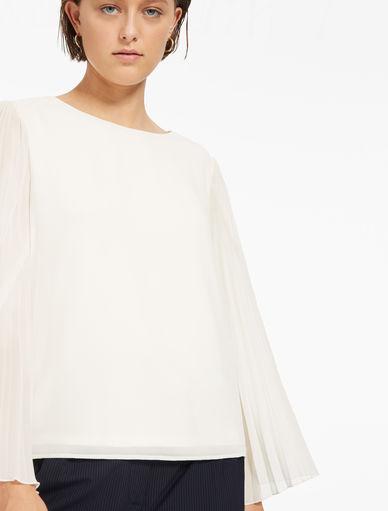 Pleated blouse Marella