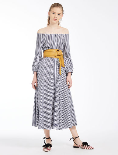 Off-the-shoulder dress Marella