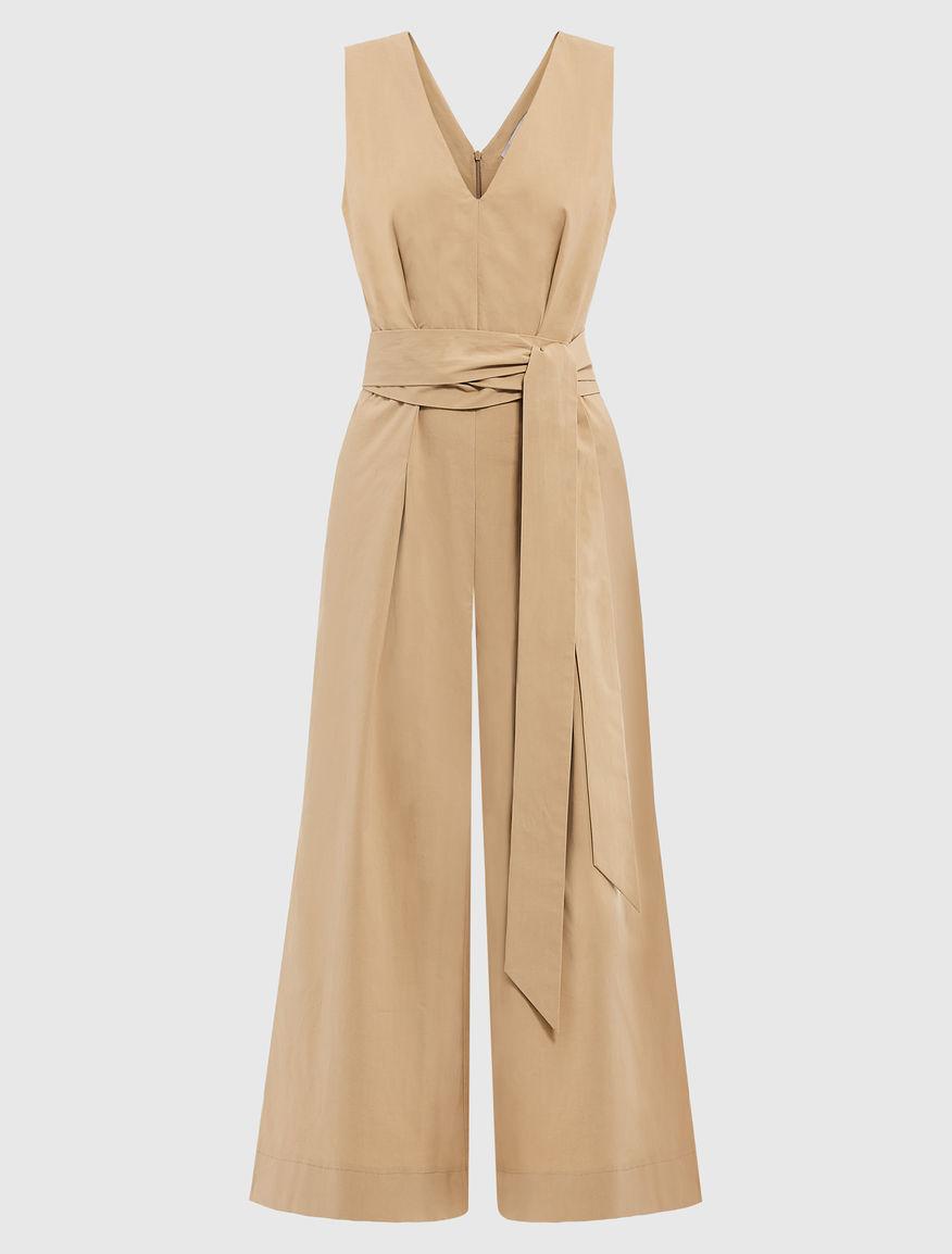 Cotton jumpsuit Marella
