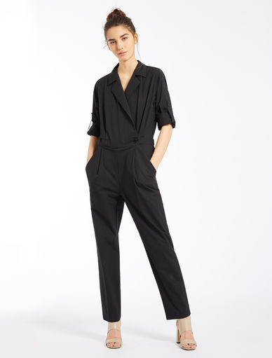 Cotton jumpsuit Marella