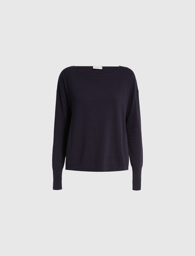 Boat neck sweater Marella