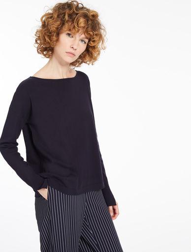 Boat neck sweater Marella
