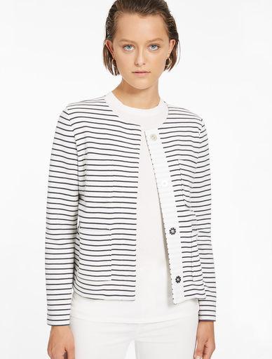 Striped jacket Marella