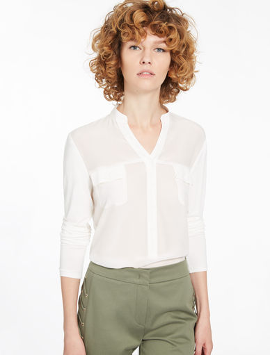 Silk blouse Marella