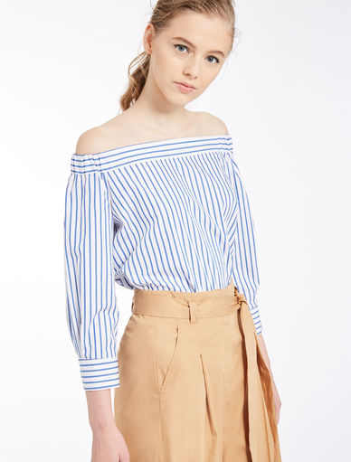 Off-the-shoulder top Marella