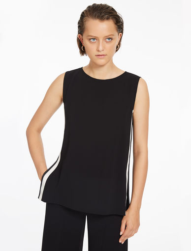 Sleeveless top Marella