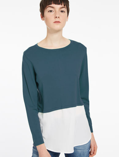 Sweater with insert Marella