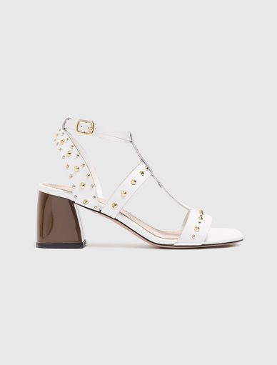 Sandals with studs Marella