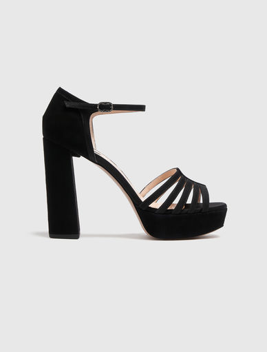 Sandals with platform Marella