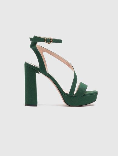 Platform sandals Marella