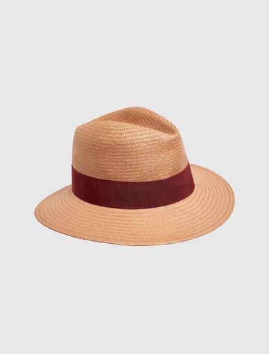 Cappello in paglia Marella