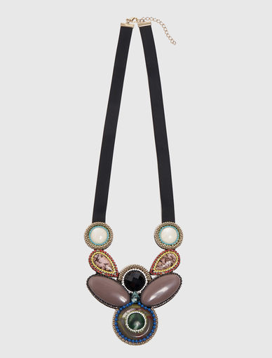 Cabochon necklace Marella