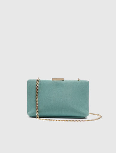 Fabric clutch Marella