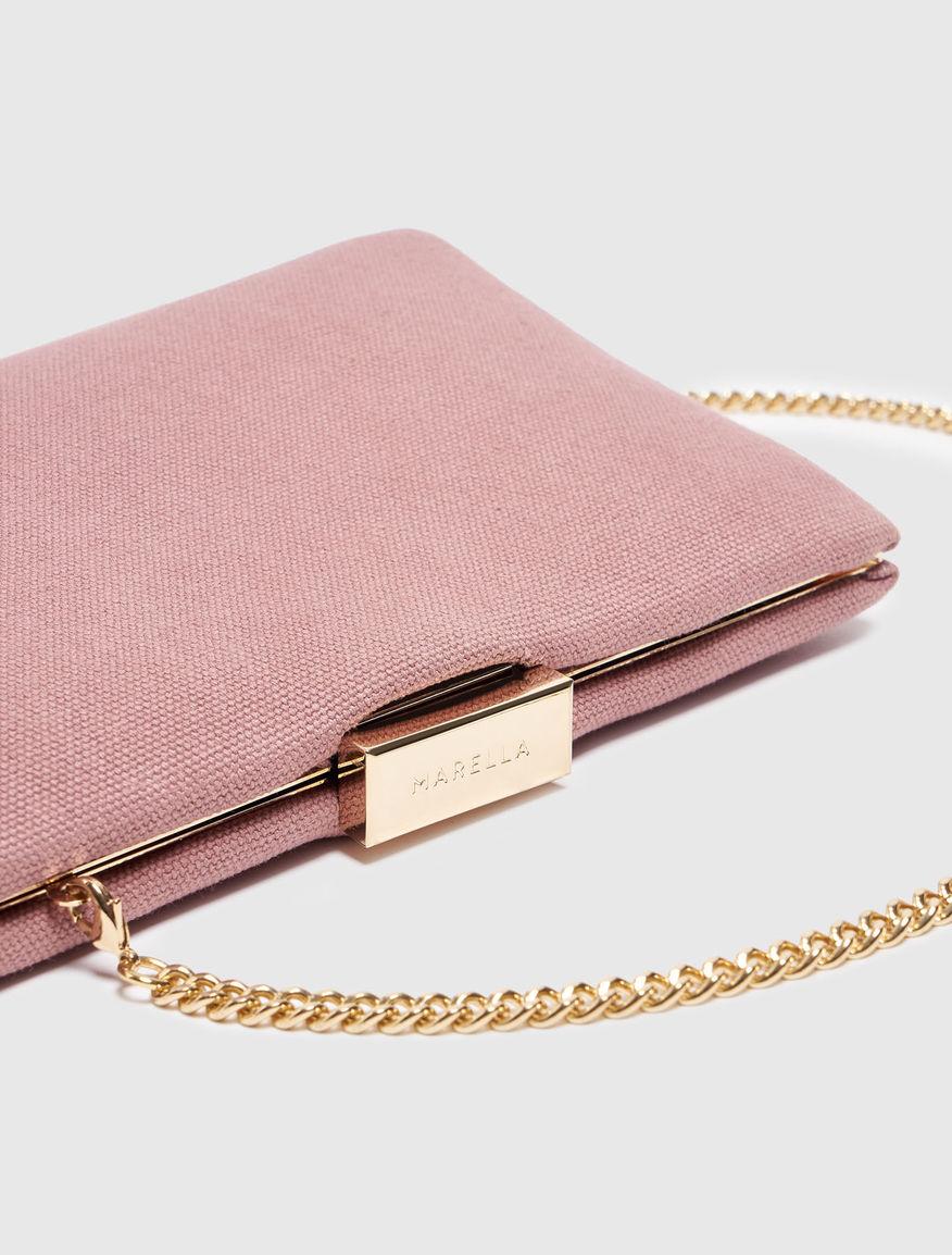 Fabric clutch Marella
