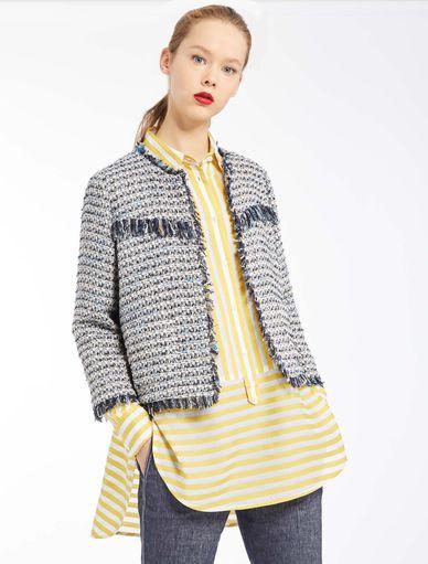 Basketweave jacket Marella