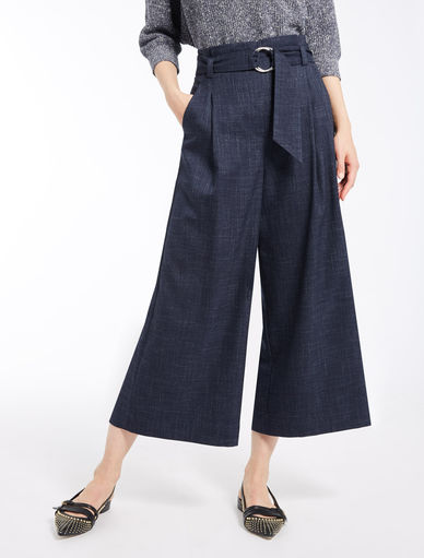 Trousers with belt Marella