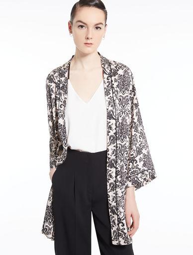 Patterned kimono Marella