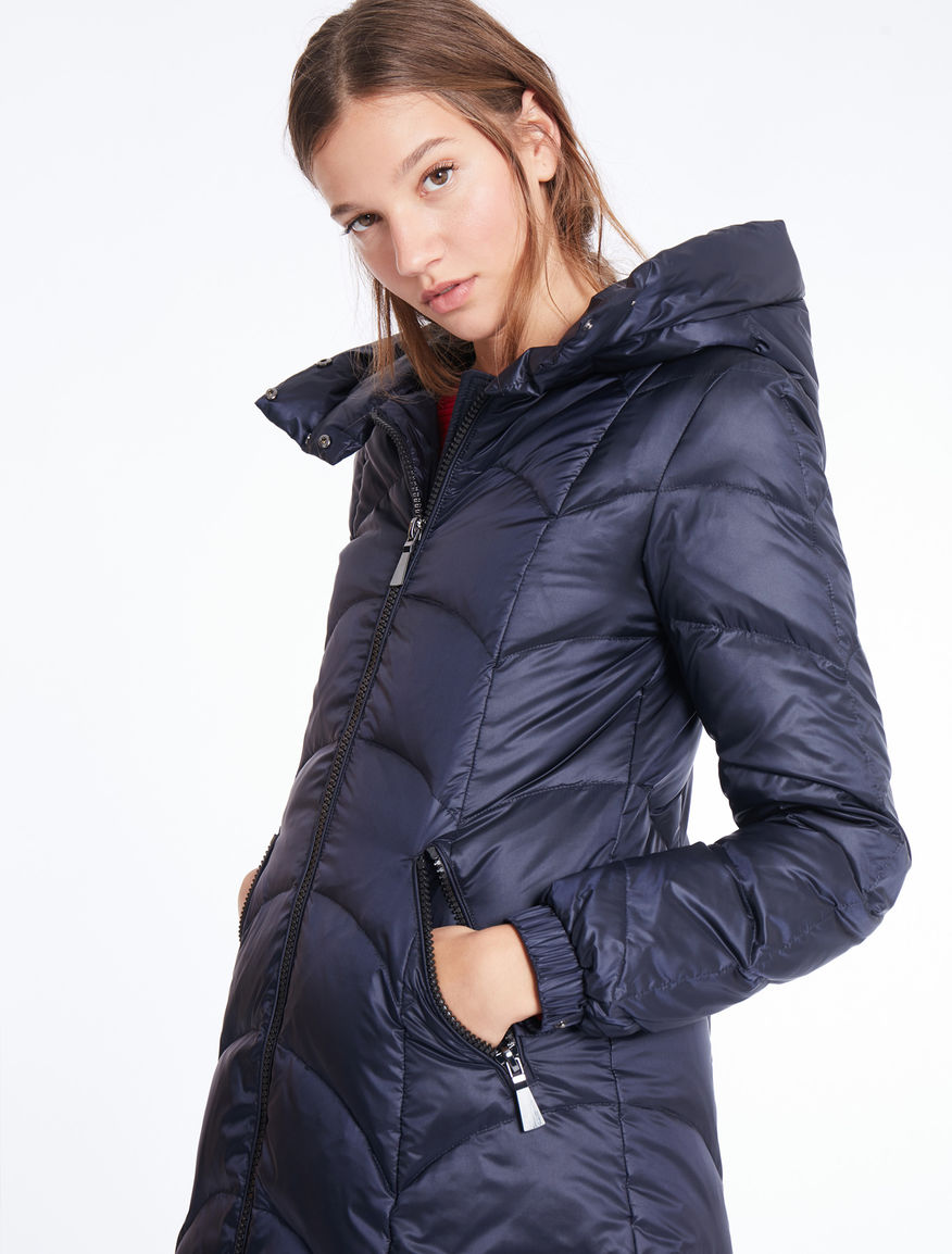 Long down jacket Marella