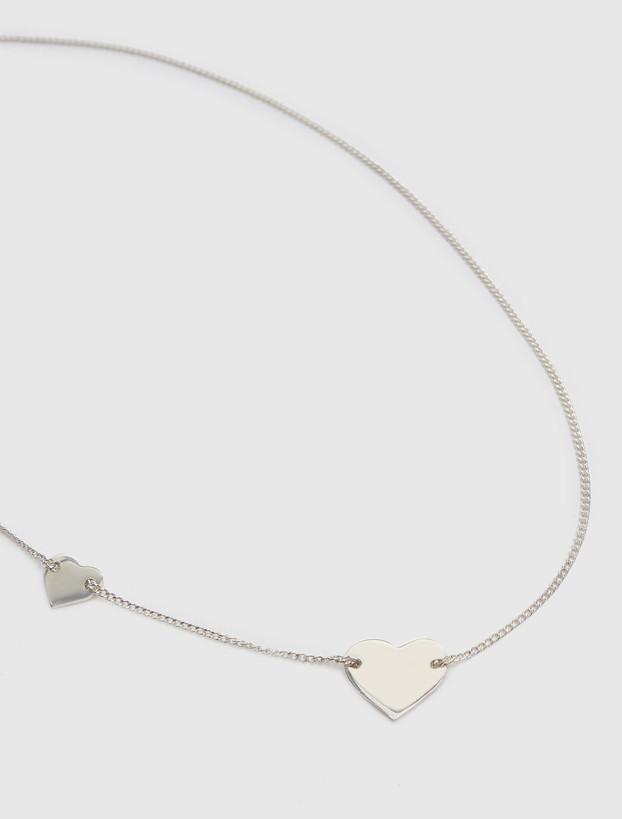 #NEVERALONE necklace with hearts Marella
